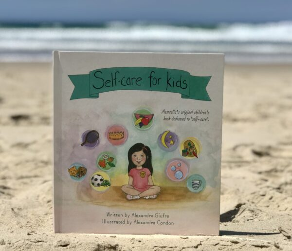 Self-care for Kids Book